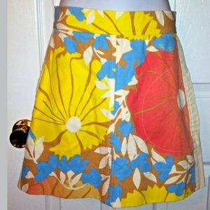 Tracy Feith Skirts - 🌺 TRACY FEITH Floral A-Line Skirt Target Canvas